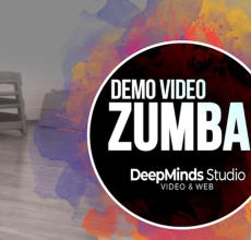Promo video Zumba - fitness demo video
